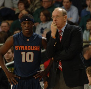 Jonny Flynn is one of the nation's top point guards. But can he and Jim Boehiem get Syracuse to a Final Four?