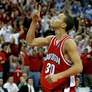 The 2008 Stephen Curry led Davidson Wildcats were one of the few cinderella teams in NCAA history to possess the talent to win a national championship.