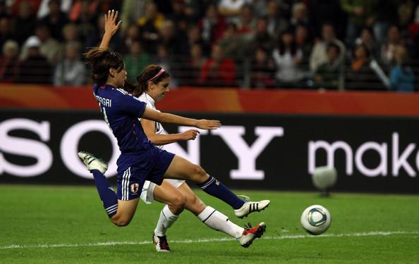 Despite Emotional Wins, Women Still A Step Behind '99 Team