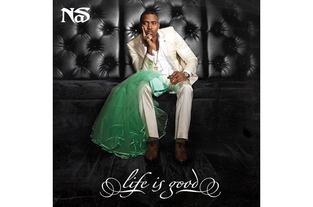 *New Music* Nas – Life Is Good In Stores