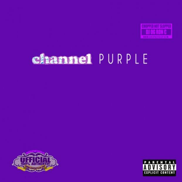 *New Music* Frank Ocean + OG Ron C Channel Purple
